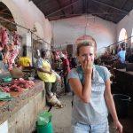 markt in zanzibar