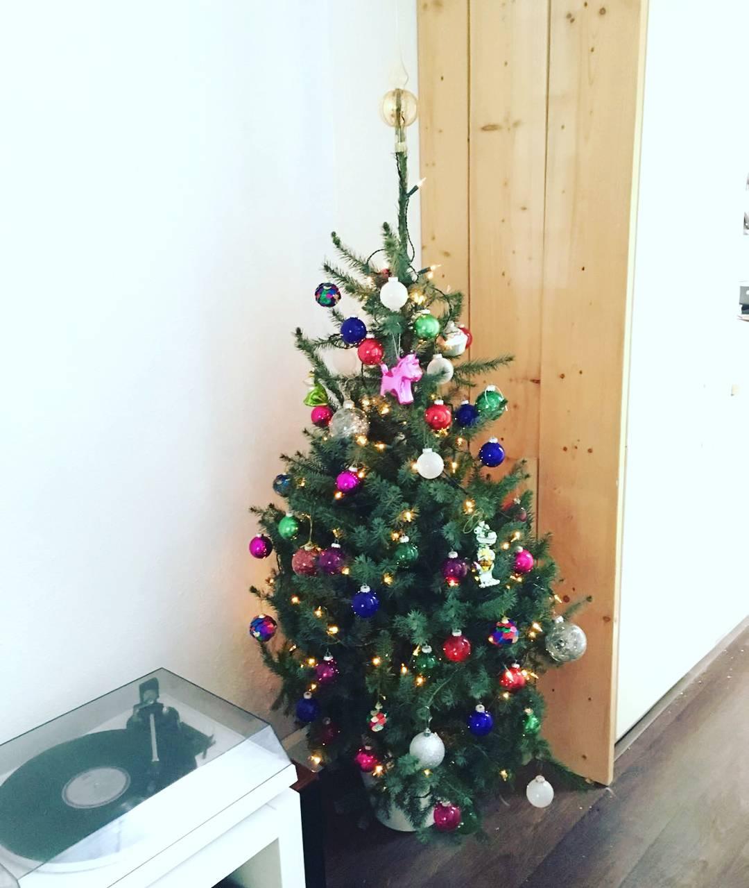 december kerstboom delft