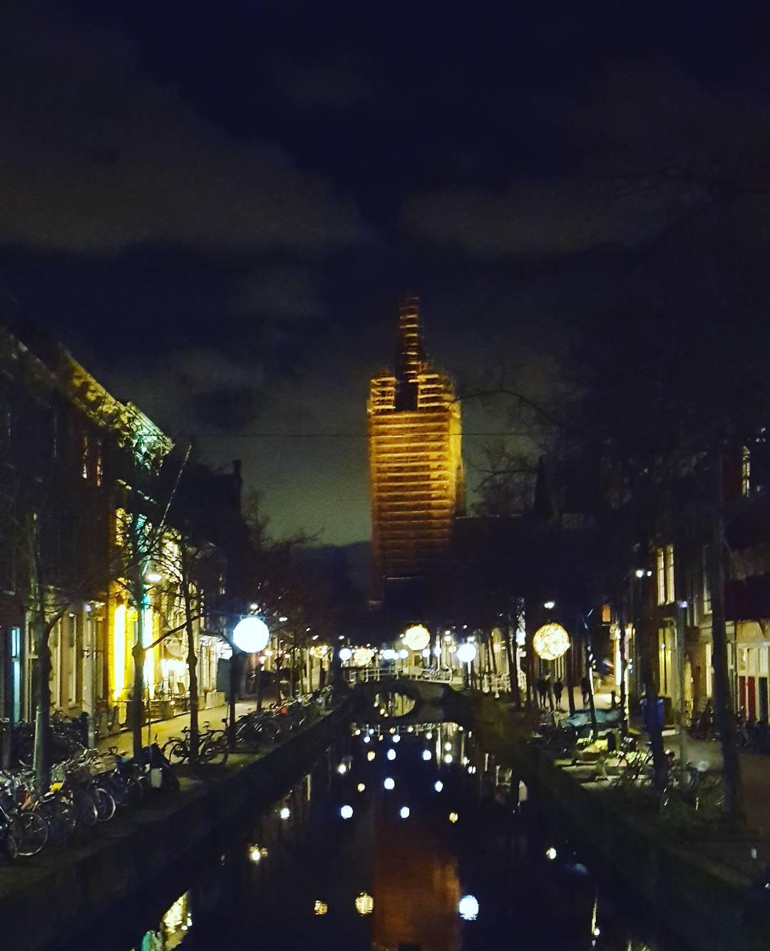 Lichtjesavond in Delft