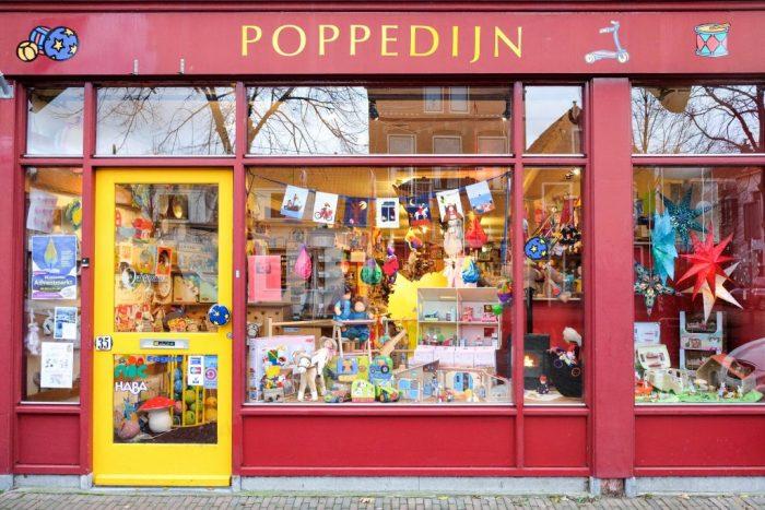 Delft kinderwinkel