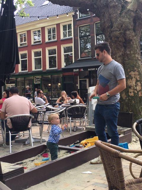 Delft centrum dreumes activiteiten