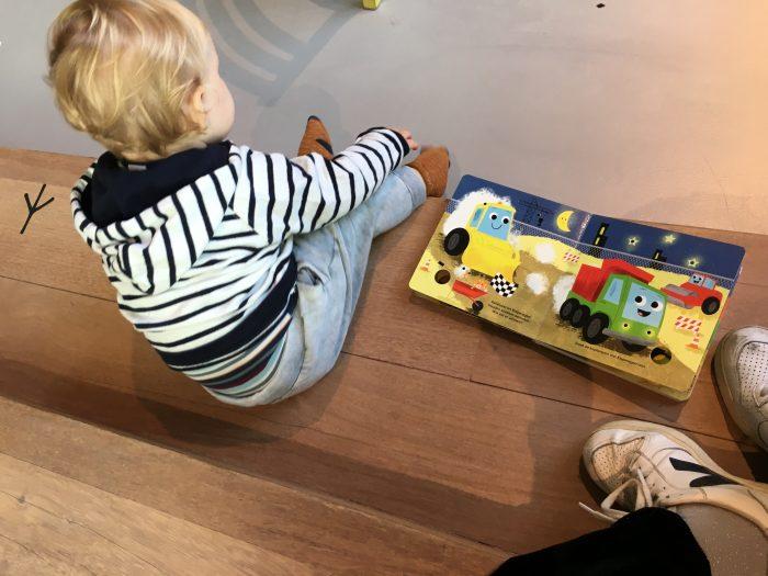 Dreumes activiteit in Delft centrum