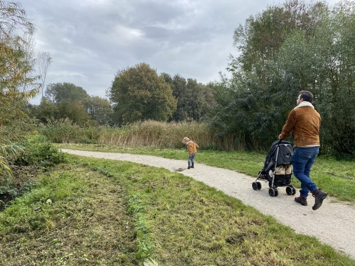 Nederland wandelen