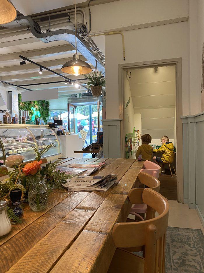 Vijf favoriete koffie tentjes in Delft.